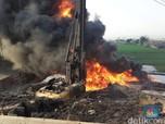 Terungkap! Pemicu Ledakan Pipa di Kereta Cepat Gegara Bahasa