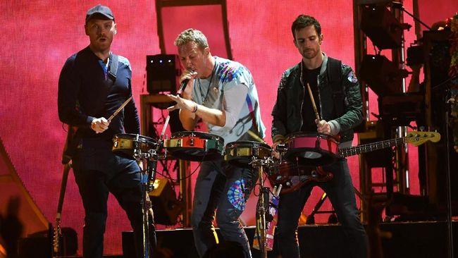 Coldplay Bocorkan Potongan Animasi untuk Lagu Terbaru 'Daddy'