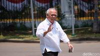 Dipanggil Jokowi ke Istana, Basuki Bakal Jadi Menteri PUPR Lagi?