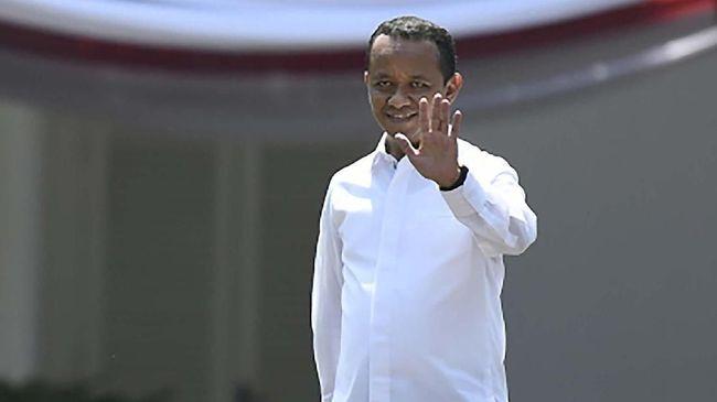 Bahlil Lahadalia, Sopir Angkot Andalan Jokowi Pacu Investasi