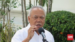 Menteri PUPR Basuki Ungkap Penyebab Banjir Jakarta