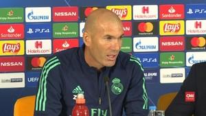 VIDEO: Kritikan Fan Ganggu Zidane di Liga Champions