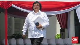 Siti Nurbaya Klaim Kembali Dipercaya sebagai Menteri KLHK