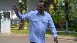 Budi Karya Kembali Ditunjuk Jokowi Jadi Menteri Perhubungan