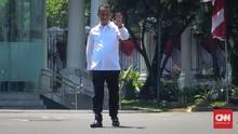 Jokowi Coret 14 Sektor dari Daftar Negatif Investasi