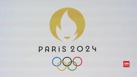 VIDEO: Golden Marianne, Logo Olimpiade 2024