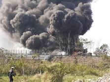 Proyek Kereta Cepat Bikin Pipa Terbakar, KCIC Minta Maaf
