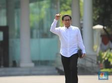 Kakak Cak Imin Abdul Halim Tiba di Istana, Jadi Menteri Apa?