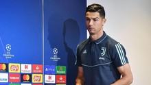 Tingkah Laku Ronaldo di Juventus Bernilai 5,5