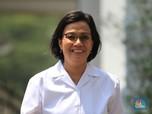 Sri Mulyani Dorong Pasar Modal, Pajak IPO & Dividen Dipangkas