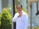 Politikus Golkar Zainuddin Amali Jadi Menpora Kabinet Jokowi?