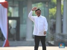 Menteri Kominfo Johnny Plate Sudah Tes Corona, Hasilnya?