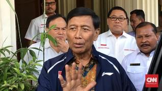 Keluar RSPAD, Wiranto Siapkan Sertijab Menkopolhukam Baru