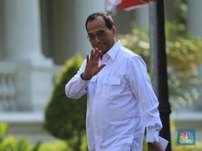 Pulih dari Covid-19, Menhub Kembali Ikut Rapat Bareng Jokowi