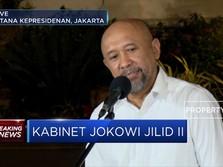 Teten Masduki Masuk Daftar Calon Menteri Jokowi