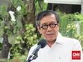Yasonna Targetkan Pembahasan Omnibus Law di DPR Januari 2020