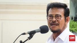 Syahrul Yasin Limpo Izin ke Surya Paloh Sebelum ke Istana