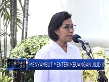 Menyambut Menteri Keuangan Jilid II