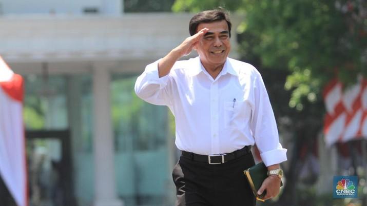 Fachrul Razi (CNBC Indonesia/Tri Susilo)