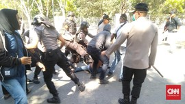 9 Jurnalis Diintimidasi Polisi, Kapolda Sultra Minta Maaf