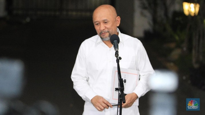 Teten Masduki (CNBC Indonesia/Tri Susilo)