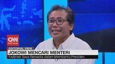 VIDEO: Fajroel: Saya Bersedia dalam Membantu Presiden