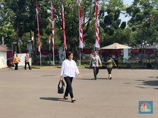 Dipanggil Jokowi, Sri Mulyani jadi Menteri Keuangan Nih?