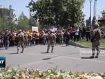 Warga Chili Unjuk Rasa Akibat Kenaikan Tarif Transportasi