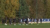 VIDEO: Latihan Chelsea Jelang Lawan Ajax di Liga Champions