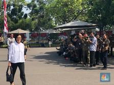 Selain Sri Mulyani, Ini Calon Menteri yang akan Temui Jokowi