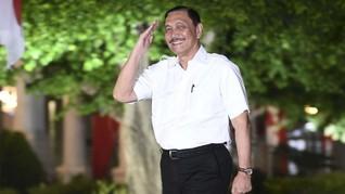 Berniat Bereskan Meja, Luhut Malah Diminta Jadi Menteri