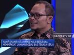 Hanif Dhakiri Tanggapi Penurunan Angka Pengangguran