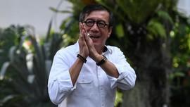 Yasonna Diminta Jokowi Kembali Benahi Regulasi dan Lapas