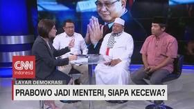 VIDEO: Prabowo Jadi Menteri, Siapa Kecewa? (4/4)