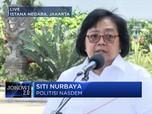 Dipanggil Jokowi, Siti Nurbaya Tetap Jadi Menteri LHK