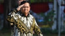 Media Asing Soroti Prabowo hingga Hong Kong Cabut RUU