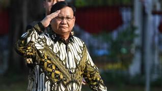 Prabowo Disebut Bakal Perbanyak Prajurit TNI Asal Papua