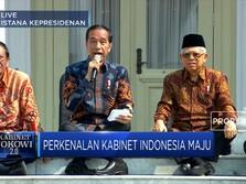 Pesan Jokowi Untuk Menteri Kabinet Indonesia Maju 2019 - 2024