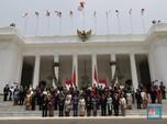 Jokowi Mau Tunjuk Milenial Jadi Wakil Menteri?