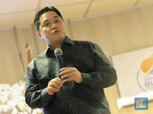 Ultimatum Erick, Direksi Garuda Harus Seperti Samurai Jepang