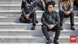 Jadi Menteri, Erick Thohir Mau 'Bersih-bersih' BUMN