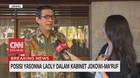 VIDEO: Yasonna Laoly Ditunjuk Sebagai Menteri Hukum dan HAM