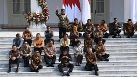 Istana Angkat Suara soal Tak Ada Menteri Asal Papua