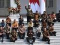 Jokowi saat Kenalkan Prabowo: Beliau Lebih Tahu dari Saya