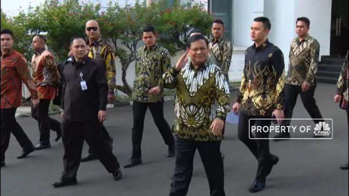 Masuknya sejumlah nama dalam kabinet Jokowi II memiliki implikasi pada kebijakan ekonomi