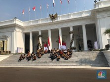 Resmi! Daftar Menteri Kabinet Indonesia Maju Jokowi-Ma'ruf