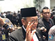 Menteri ESDM Arifin Minta Proyek Kilang Aramco Dikebut
