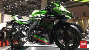Disindir Yamaha, Kawasaki Kekeh Rilis Ninja 250 4 Silinder