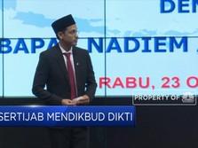 Resmi Jadi Mendikbud, Nadiem Langsung Sertijab