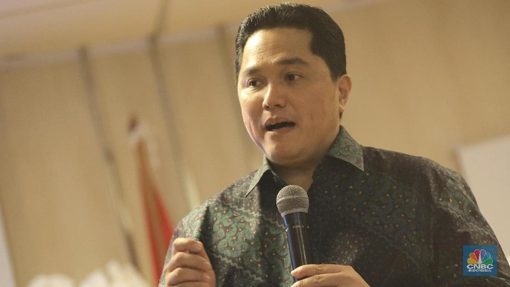 Menteri BUMN Erick Thohir dan dua wakilnya, Kartika Wirjoatmojo, dan Budi Gunadi Sadikin, mendapatkan tugas berat.